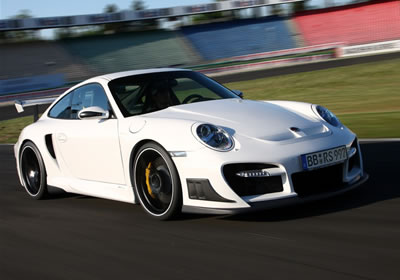 Techart GTstreet RS: un 911 GT2 con más vitaminas