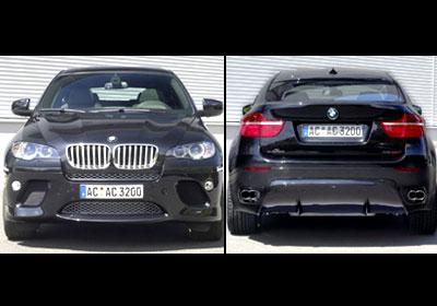BMW X6 por AC Schnitzer