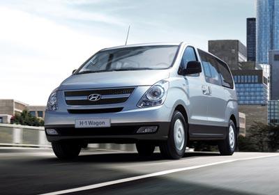 Nuevo Hyundai H1: espacio por donde se lo mire