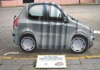 Fiat Punto: actividades promocionales
