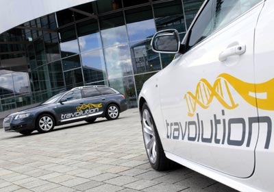 Nuevo sistema de Audi que utiliza los semáforos a su favor
