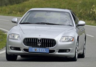 Maserati Quattroporte 2009: conocelo en detalle