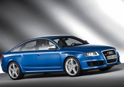 Cambios para el Audi A6 2009
