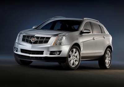 Conoce el próximo crossover de Cadillac, el SRX 2010