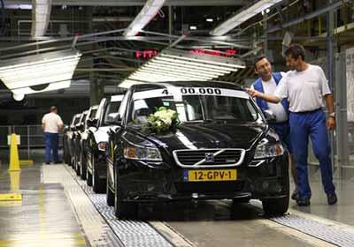 Volvo Nº 4.000.000
