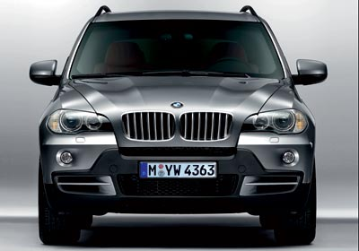 Nuevo BMW X5 Security