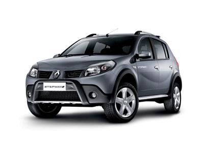 "Renault Sandero Stepway: para la ""jungla urbana"""