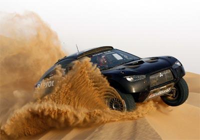 Mitsubishi Lancer Racing diesel