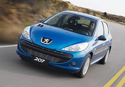 Peugeot 207 Compact y Sedán: ¡Debut en el Autoshow de Caracas!