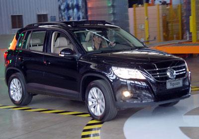 Volkswagen Tiguan: ¡ Inicia su venta en Chile!
