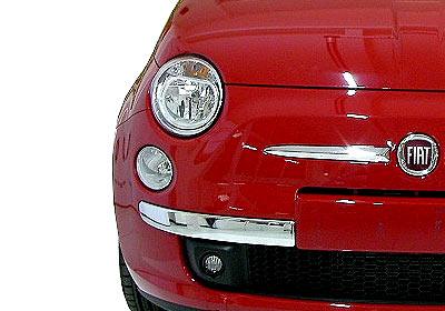 Fiat 500 en México