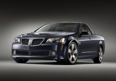 Pontiac G8 ST: pick-up deportiva