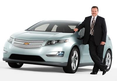Primeras fotos oficiales del Chevrolet Volt de producción