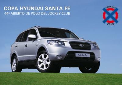 Copa Hyundai Santa Fe