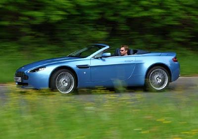 Nuevo Aston Martin V8 Vantage: Belleza y admiración