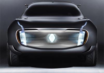 Renault Ondelios, un ejecutivo del futuro