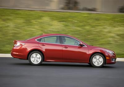 Los precios del nuevo Mazda 6 2009