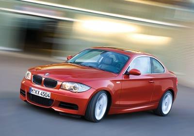 Nuevo BMW Serie 1 Coupé: excelente carácter