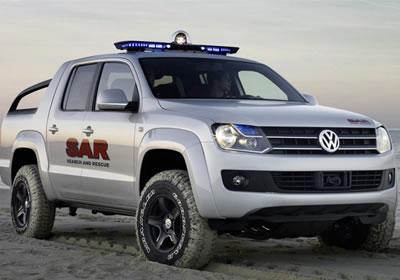 Volkswagen presenta el Concepto de su próxima Pick Up conocida como Robust