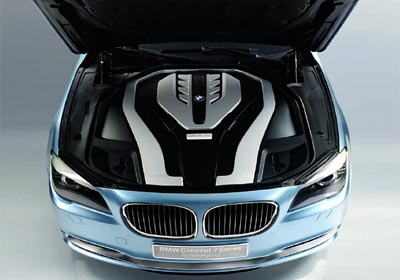 BMW Serie 7 ActiveHybrid
