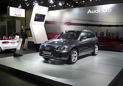 Audi, SEAT, Porsche, Bentley, Peugeot y Mitsubishi en el SIAM 2008