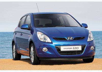 Hyundai i20: ¡Primeras Fotografías!