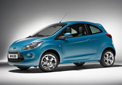 Ford inicia producción del nuevo Ka