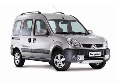 Nueva Kangoo 2 Express: más capacidad