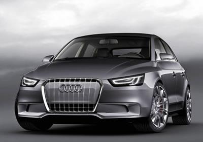 Se presenta el Audi A1 Sportback Concept en París