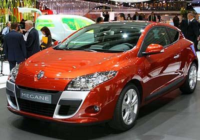 Renault Mégane III Coupé: ¡Descúbrelo!