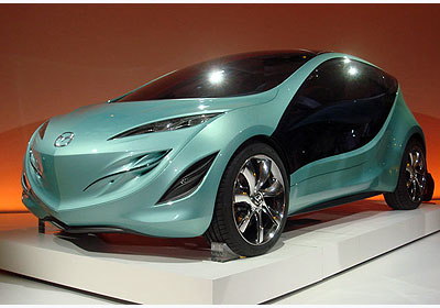 Mazda Kiyora Concept: ¡Pensando el Citycar del futuro!