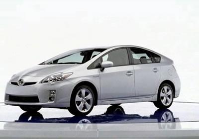 Conocé el Toyota Prius 2010