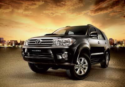 Nuevo Toyota SW4: un SUV elegante y exclusivo