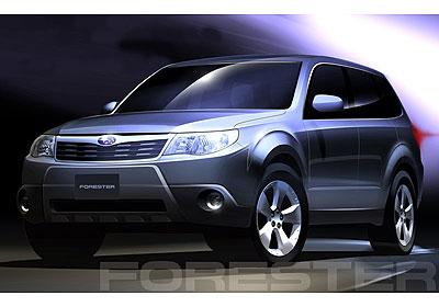 Subaru New Forester : ¡Elegido el mejor SUV del año!