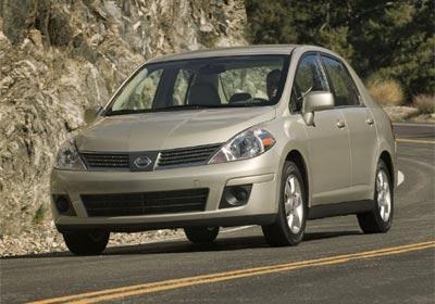 Nissan Versa en Estados Unidos más barato