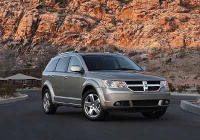 Dodge Journey: un crossover atrevido