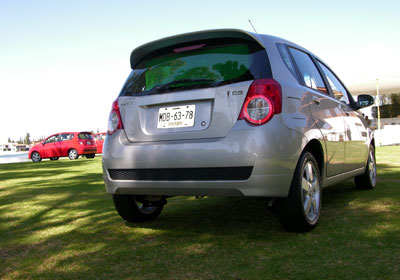 Pontiac G3 Hatchback a la venta en México