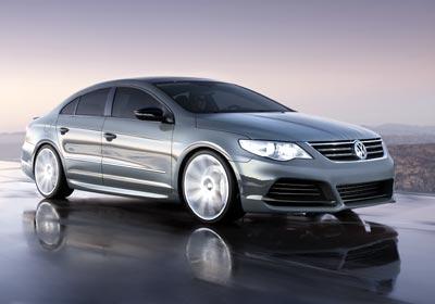 SEMA: Volkswagen Passat CC ECO Concept
