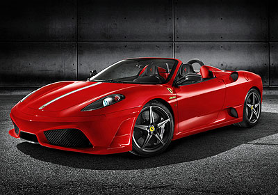 Ferrari Scuderia Spider 16M: ¡La nueva joya deportiva italiana!