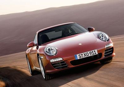 El Porsche 911 2009 llegó al país