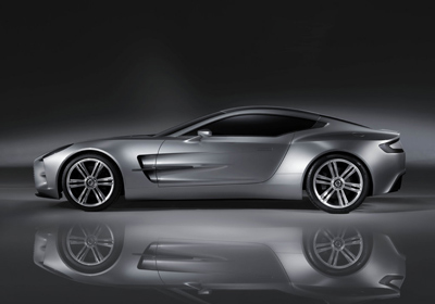 Aston Martin One-77 2010: ¡Nace una leyenda deportiva!