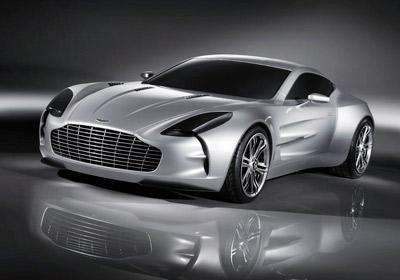 Aston Martin One-77: nace una leyenda deportiva