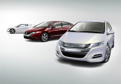 Honda Insight Ecological Drive Assist