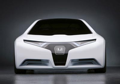 Honda FC Sport: el deportivo del futuro