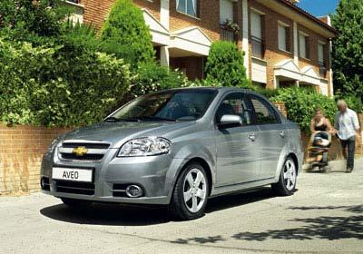 El Chevrolet Aveo a la venta en Argentina