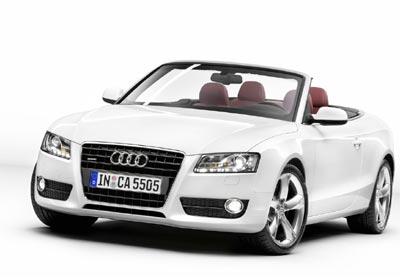 Audi presenta sus A5 y S5 cabrio