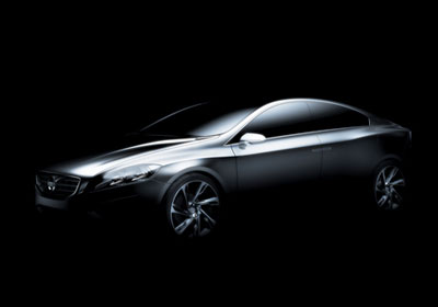 Volvo muestra la primera foto del S60 Concept