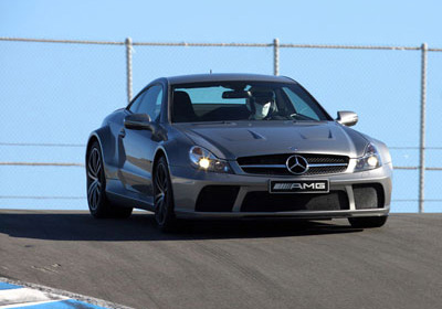 Mercedes-Benz SL 65 AMG Black Series 2009: ¡Descúbrelo!