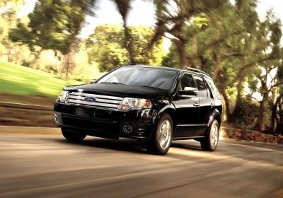 Ford aniquila los Taurus X y Mercury Sable