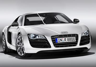 Conoce el Audi R8 V10